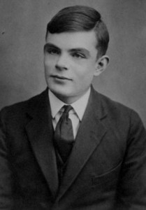 Alan Turing is a famous Alan