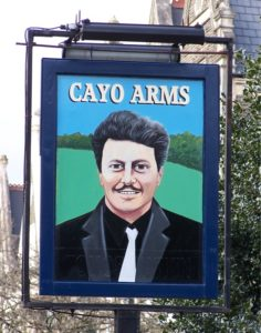 The Pub Cayo Arms in Cardiff